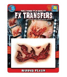 Ripped Flesh FX Transfers