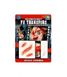 Glass Shards FX Transfers