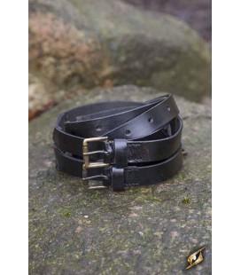 Twin belt - Black