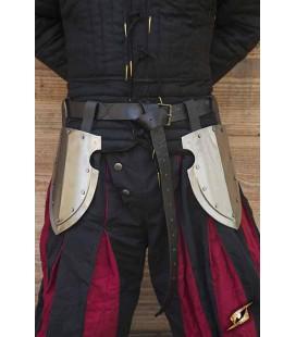 Captains Belt Shield