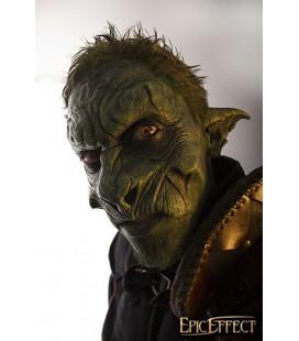 Orc Half Face - Green