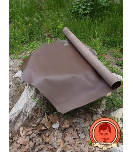 Leather 2,5mm thick (15 feet/sq about) - Brown