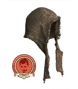 Frock cofia marrón