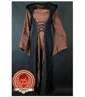 Gretchen Vestido con capucha