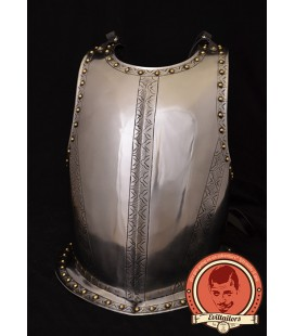Kale Medieval Steel Breastplate