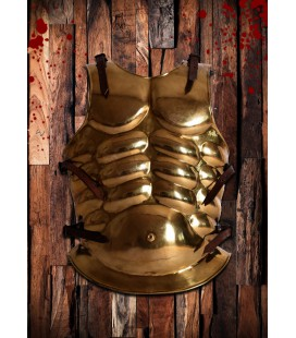 Agron Muscle Armour, brass