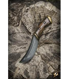 Cuchillo Arrojadizo de Cazador