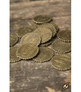 Coins - Copper Eagle - 30 pcs