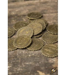 Monedas - Águila de Bronce - 30 pcs