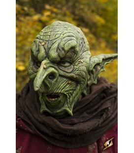 Máscara de Caudillo Goblin - Verde