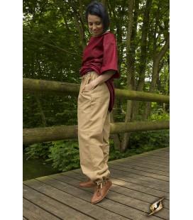 Basic Pants - Desert Beige