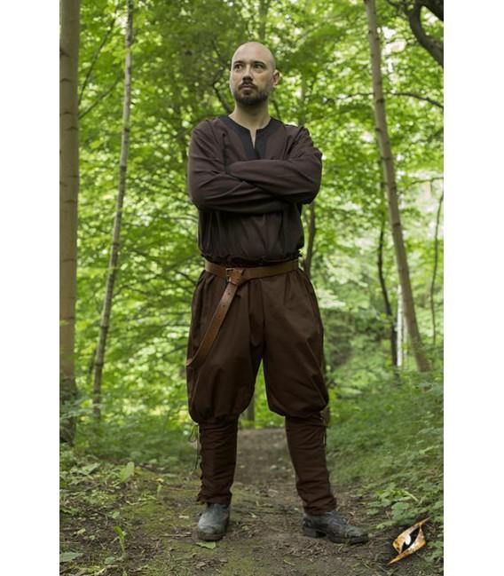 Pantalones Medievales Marrones