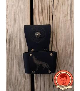 Dagda porta armas Negro - Lobo