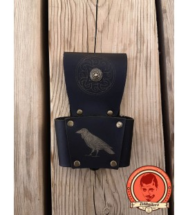 Dagda Black Weapon holder - Crow