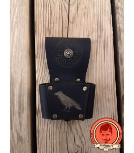Dagda porta armas negro - Cuervo