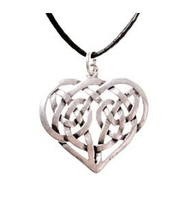 Amuleto Corazón Celta