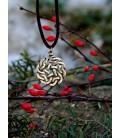 Amuleto Celta Nudo Redondo