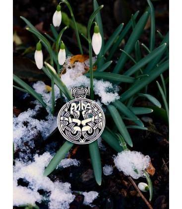 Amuleto Vikingo Vårby