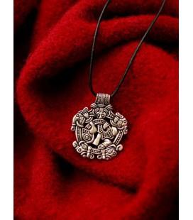 Amuleto Vikingo Disco