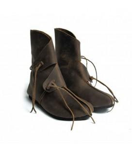 Raurikars viking boots - Brown