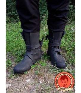 Vikings boots Erik - Black