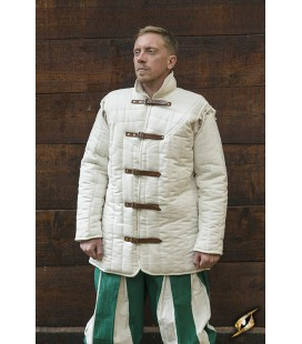 Gambeson Warrior - Naturel