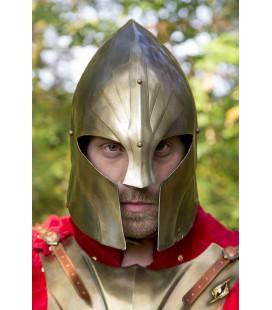 Illumine Helmet - Brass