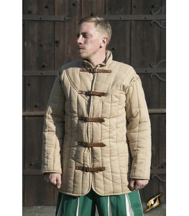 Gambeson Warrior - Beige