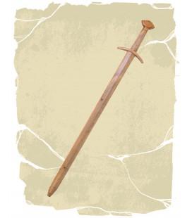 Espada de mano de madera