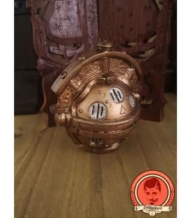 Steampunk Clock bomb