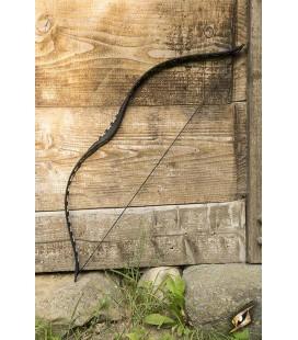 Arco Corto de Escudero 96 cm - Negro