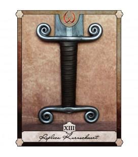 Espada Corta Guerrero de Clan