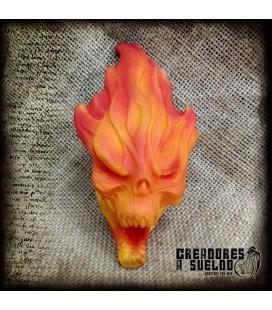 Proyectil Mágico Demon Soul - Fuego