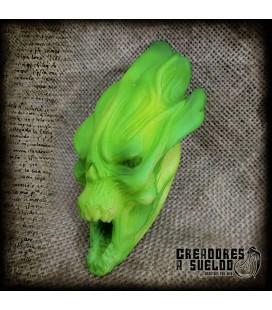Demon Soul Magic Missile - Green