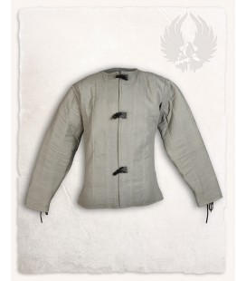 Aulber gambeson jacket canvas