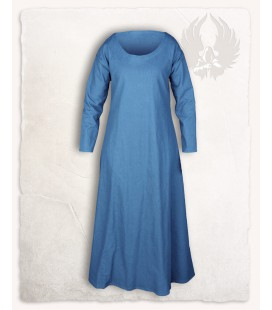 Lenora túnica premium Azul claro