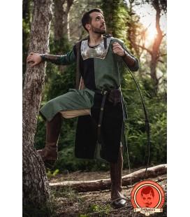 Lawrence tabardo de caballero Bitono - Verde