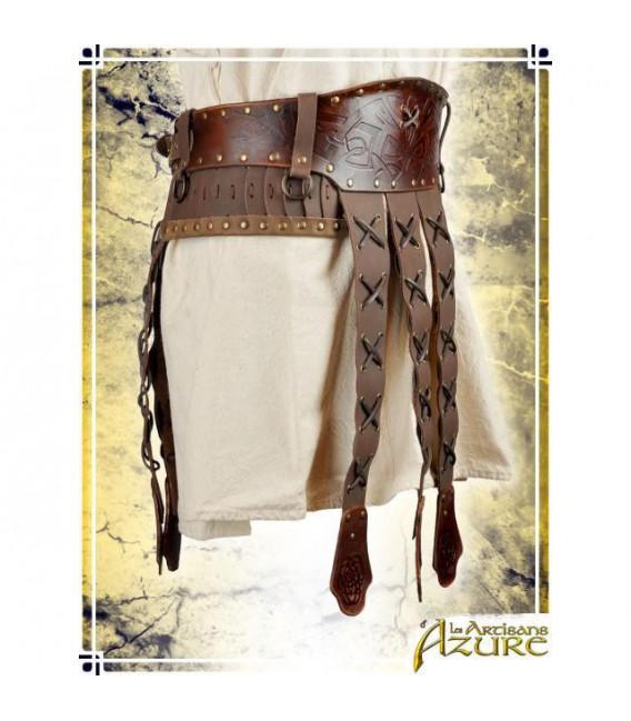 Viking, Cinturón con tiras