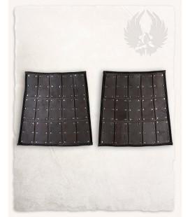 Quintus Upper Leather Tassets