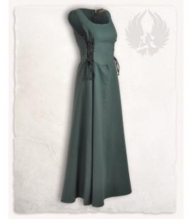 Uma dress canvas - Green