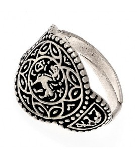 Anillo anglosajón Aethelswith
