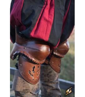 Noble Leather Polyenes - Black