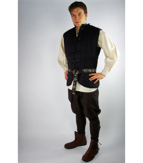 Gambeson, sin Mangas