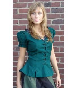 Short sleeved blouse Salomé