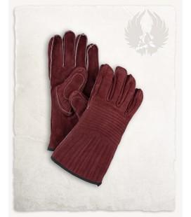 Clemens Gloves. bordeaux