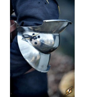 Milanese Armour - Polished Steel