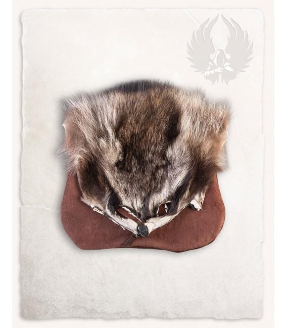 Bolsa de Pelo de Mapache Canis