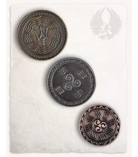 Monedas para LARP
