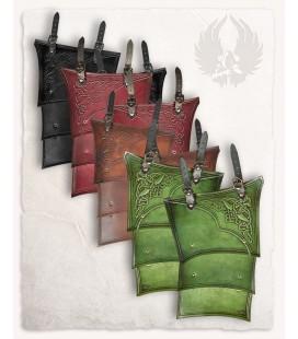 Mantikor leather tassets