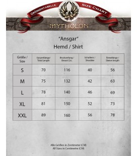 Ansgar shirt canvas